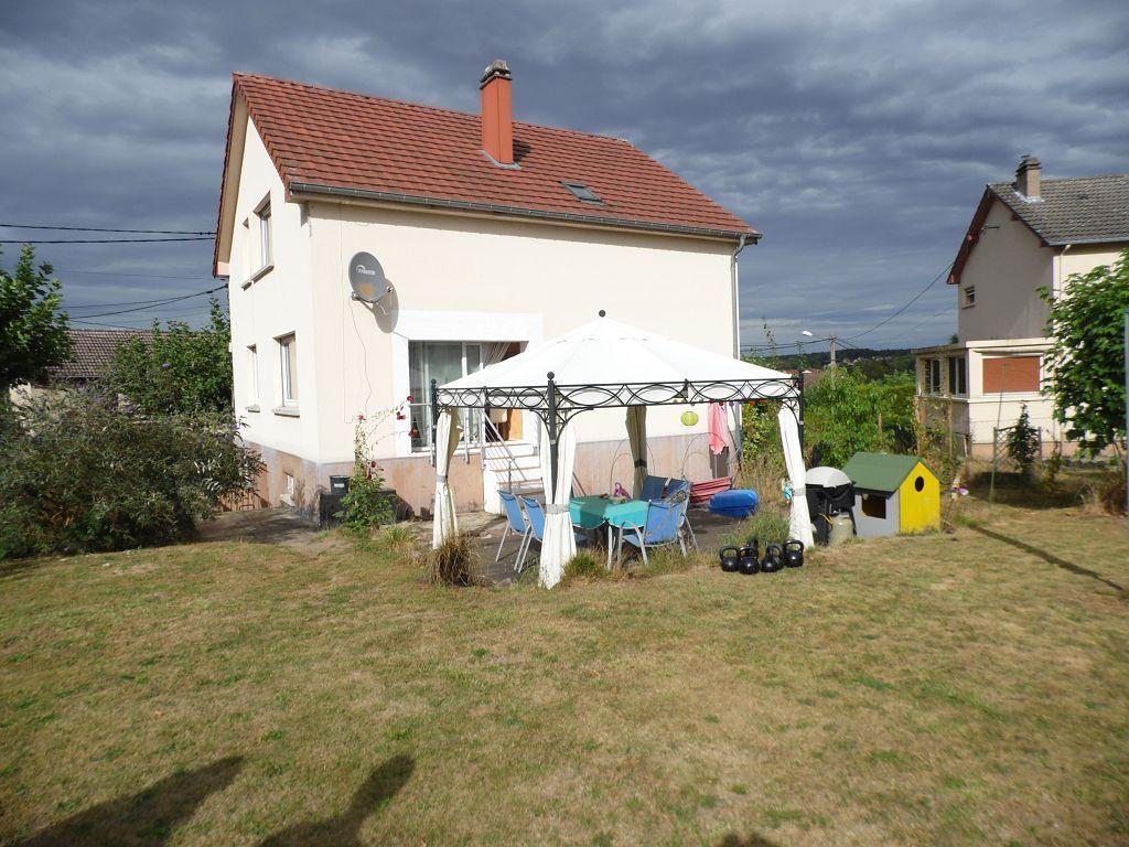 Vente maison individuelle creutzwald 143 000 for Garage a creutzwald